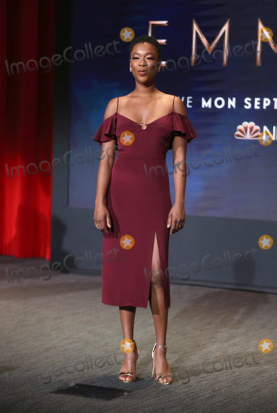 Samira Wiley Photo - 12 July 2018-  North Hollywood California - Samira Wiley 70th Emmy Awards Nominations Announcement held at Saban Media Center Photo Credit Faye SadouAdMedia