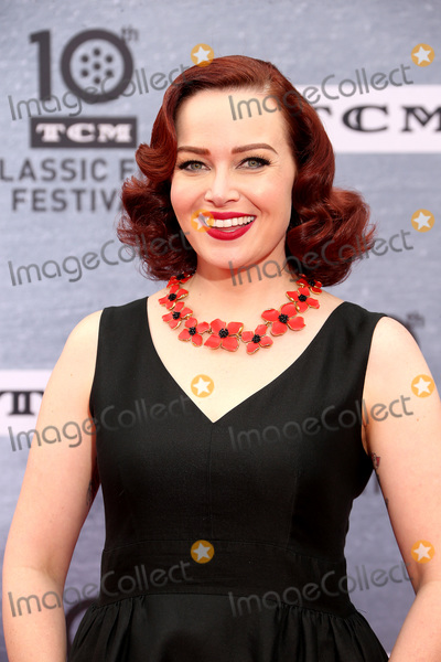 Alicia Malone Photo - 11 April 2019 - Hollywood California -  2019 TCM Classic Film Festival Opening Night Gala And 30th Anniversary Screening Of When Harry Met Sally held at TCL Chinese Theatre Photo Credit Faye SadouAdMedia11 April 2019 - Hollywood California - Alicia Malone 2019 TCM Classic Film Festival Opening Night Gala And 30th Anniversary Screening Of When Harry Met Sally held at TCL Chinese Theatre Photo Credit Faye SadouAdMedia
