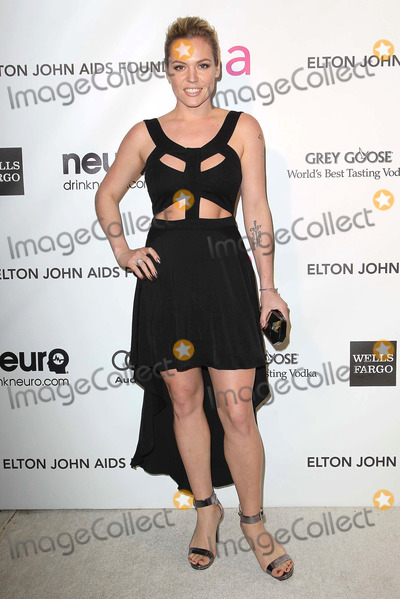 Agnes Bruckner Photo - 24 February 2013 - West Hollywood California - Agnes Bruckner 21st Annual Elton John Academy Awards Viewing Party held at West Hollywood Park Photo Credit Kevan BrooksAdMedia
