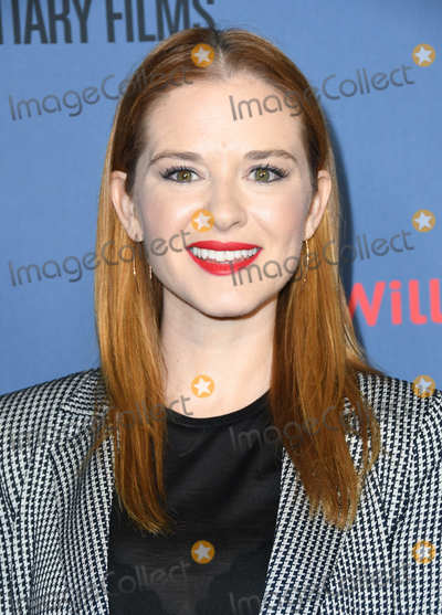 Sarah Drew Photo - 27 June 2018 - Hollywood California - Sarah Drew HBOs Documentary Film Robin Williams Come Inside My Mind Los Angeles Premiere held at TCL Chinese Theatre Photo Credit Birdie ThompsonAdMedia