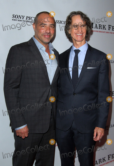 Peter Landesman Photo - 26 September 2017 - Beverly Hills California - Director Peter Landesman and Jay Roach Mark Felt The Man Who Brought Down The White House Los Angeles Premiere held at the Writers Guild Theatre Photo Credit AdMedia