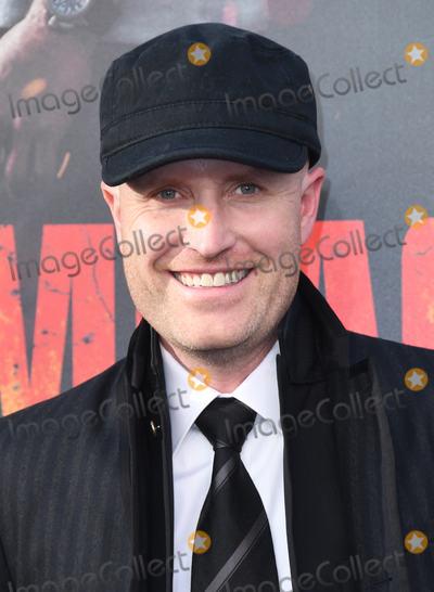 Andrew Lockington Photo - 04 April 2018 - Los Angeles California - Andrew Lockington Warner Bros Pictures Rampage Los Angeles Premiere held at Microsoft Theater Photo Credit Birdie ThompsonAdMedia