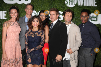 Aaron Jennings Photo - Odette Annable Ward Horton Brenda Song Reshma Shetty Dermot Mulroney August Pine Aaron Jenningsat the CBS CW Showtime Summer 2016 TCA Party Pacific Design Center West Hollywood CA 08-10-16