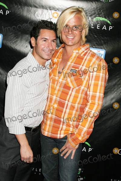 Todd Michael Krim Photo - Todd Michael Krim and Daniel DiCriscio at the Reality Cares Leap Foundation Benefit Sunstyle Tanning Studio West Hollywood CA 08-06-09