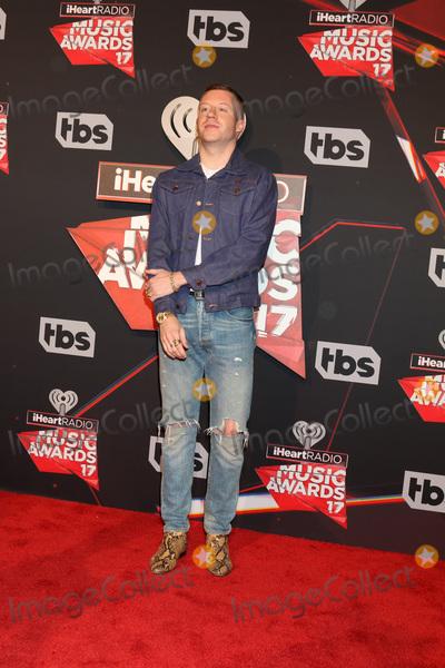 Ben Haggerty Photo - Macklemore aka Ben Haggertyat the 2017 iHeart Music Awards The Forum Los Angeles CA 03-05-17