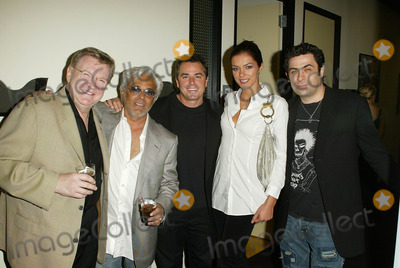 Adrianne Curry Photo - Dr Bob Nixon DDS Johnny Lou Fratto Christopher Knight Adrianne Curry and Phil Viardoat the Grand Opening of Dr TATTOFF Beverly Hills CA 10-15-05