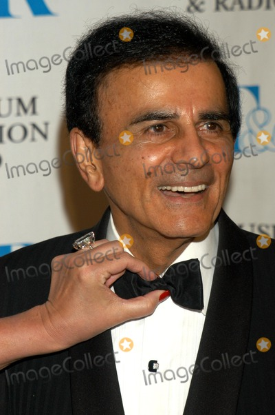 Casey Kasem Photo - Casey Kasem getting tie adjusted by Jean Kasem at The Museum of Television and Radio Annual Los Angeles Gala Honoring Dan Rather and Friends Producers The Beverly Hills Hotel Beverly Hills Calif 11-10-03
