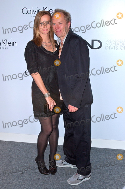 Andrew Taylor Photo - Rachel Griffiths and Andrew Taylorat the Calvin Klein Collection Party to Celebrate LA Arts Month Calvin Klein Store Los Angeles CA 01-28-10