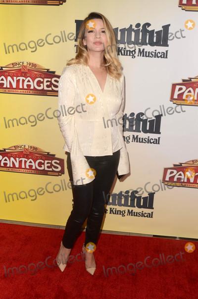 Masiela Lusha Photo - Masiela Lushaat the Beautiful - the Carole King Musical Los Angeles Return Engagement Premiere Pantages Theater Hollywood CA 09-13-18