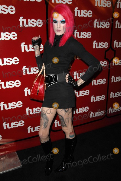 Jeffree Star Photo - Jeffree Star at the Fuse TV Grammy Pre Party GOA Hollywood CA 02-07-08