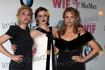 Lea Thompson Photo - Madelyn Deutch Zoey Deutch Lea Thompsonat the Women in Film Los Angeles Celebrates the 2017 Crystal and Lucy Awards Beverly Hilton Hotel Beverly Hills CA 06-13-17