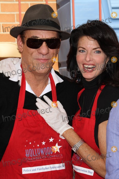 Robert Davi Photo - Robert Davi and Joan Severenceat the Hollywood Chamber Of Commerce 17th Annual Police And Fire BBQ Private Location Hollywood CA 11-30-11