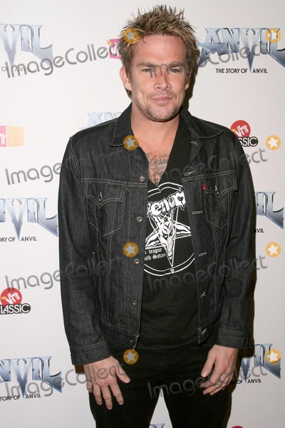 Anvil Photo - Mark McGrath at the Los Angeles Premiere of Anvil The Story of Anvil The Egyptian Theatre Hollywood CA 04-07-09