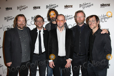 Aaron Dessner Photo - Tom Berninger Bryce Dessner Aaron Dessner Bryan Devendorf Matt Berninger Scott Devendorf at the Mistaken For Strangers Los Angeles Premiere Shrine Auditorium Los Angeles CA 03-25-14
