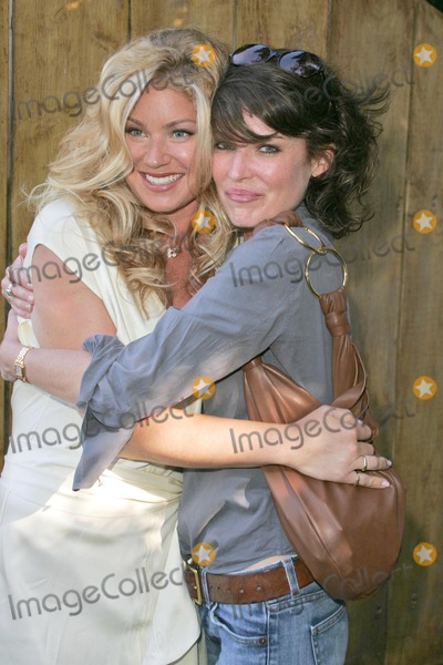 Elizabeth Harrison Photo - Lara Shriftman and Lara Flynn Boyle at the party honoring Lara Shriftman and Elizabeth Harrison and the launch of their new book Fete Accompli The Ultimate Guide To Creative Entertaining at a private residence Malibu CA 08-28-04