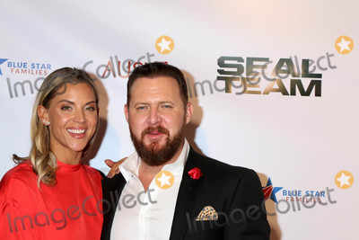 AJ Buckley Photo - Abigail Ochse AJ Buckleyat the Seal Team Season 2 Premiere Screening American Legion Post 43 Hollywood 09-26-18