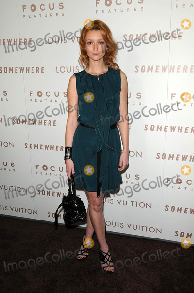 Audrey Marnay Photo - Audrey Marnay at the Premiere Of Focus Features Somewhere Arclight Theater Hollywod CA 12-07-10