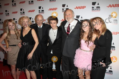 Rebecca De Mornay Photo - Penelope Ann Miller Carl Reiner Callan McAuliffe Rob Reiner Madeline Carroll and Rebecca De Mornayat AARP Magazines Movies For Grownups Beverly Wilshire Hotel Bevely Hills CA 02-07-11
