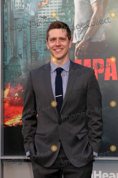 Adam Sztykiel Photo - Adam Sztykielat the Rampage Premiere Microsoft Theater Los Angeles CA 04-04-18