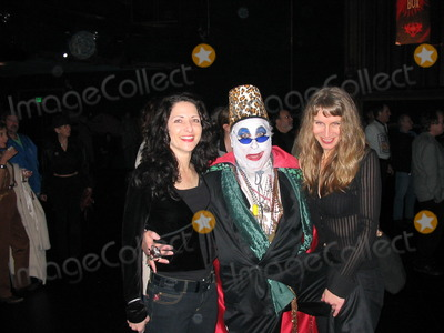Elvis Presley Photo - Count Smokula and friends at the Elvis Presley 70th Birthday Tribute Music Box Theater Hollywood CA 01-08-05