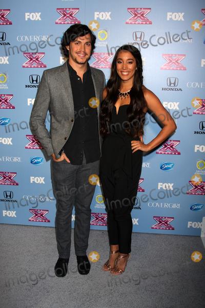 Alex Kinsey Photo - Alex Kinsey Sierra Deatonat the 2013 X Factor Top 12 Party SLS Hotel Beverly Hills CA 11-04-13