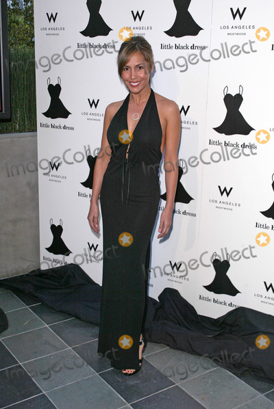 Angie Ruiz Photo - Angie Ruizat the 4th Annual Little Black Dress Gala W Hotel Westwood CA 06-07-05