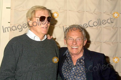 Adam West Photo - Adam West and Frank Gorshin at the Pacific Pioneer Broadcasters Honor Frank Gorshin in the Sportsmens Lodge Studio City CA 01-16-04