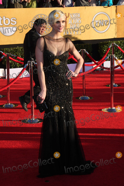 Ashley Simpson Photo - Ashley Simpsonat the 18th Annual Screen Actors Guild Awards Arrivals Shrine Auditorium Los Angeles CA 01-29-12