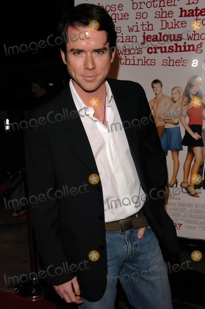 Christiane Campbell Photo - Christian Campbellat the premiere of Shes The Man Mann Village Theatre Westwood CA 03-08-06
