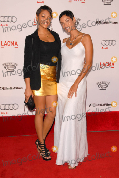 Nicole Mitchell Murphy Photo - Nicole Mitchell Murphy and daughter Briaat the Los Angeles Special Screening of The September Issue LACMA Los Angeles CA 09-08-09