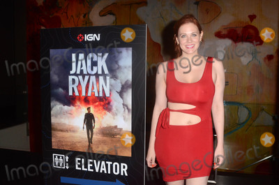 Jack Ryan Photo - Maitland Wardthe Boy Meets World Star spotted at the Rotten Tomatoes party followed by the Jack Ryan party at San Diego Comic Con San Diego CA 07-20-18