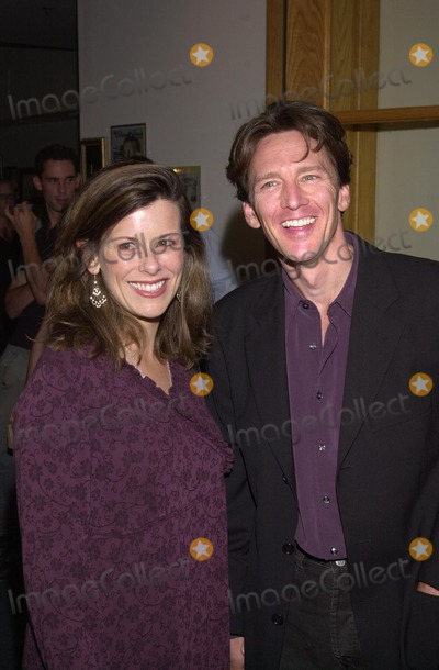 Andrew Mccarthy Photo - Andrew McCarthy and wife Carol at the premiere of the baseball bioplay COBB at the Falcom Theater Burbank CA 09-14-02