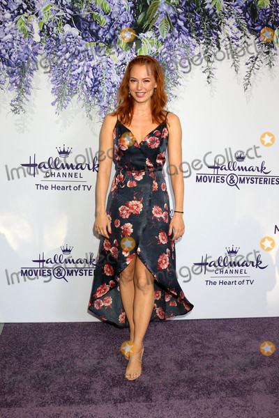 Alicia Witt Photo - Alicia Wittat the Hallmark TCA Press Tour Event Private Residence Los Angeles CA 07-26-18