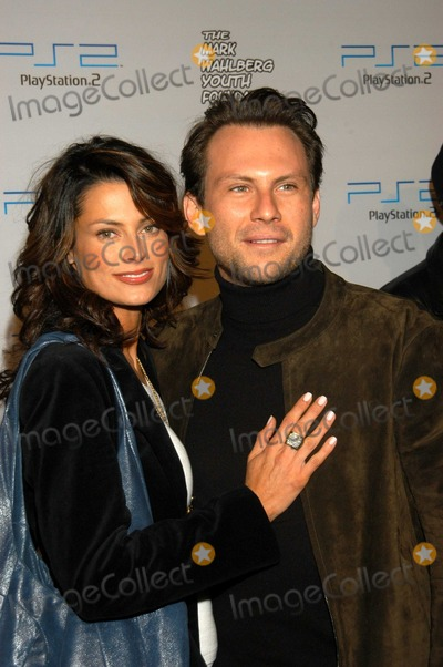 Ryan Haddon Photo - Christian Slater and wife Ryan Haddon at PlayStation 2 Triple Double Gaming Tournament Club Ivar Hollywood Calif 10-25-03