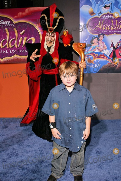 Angus T Jones Photo - Angus T Jones at Walt Disney Home Entertainments worldwide DVD debut of Aladdin Special Edition at the El Capitan Entertainment Centre Hollywood CA 09-30-04