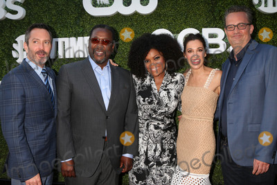 Wendel Pierce Photo - Thomas Lennon Wendell Pierce Yvette Nicole Brown Lindsay Sloan Matthew Perryat the CBS CW Showtime Summer 2016 TCA Party Pacific Design Center West Hollywood CA 08-10-16