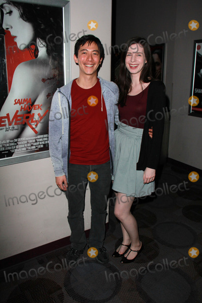 Akie Kotabe Photo - Akie Kotabe Jennnifer Dawn Williamsat the Everly Opening Weekend Splatter-Ganza Laemmles Music Hall Beverly Hills CA 02-28-15