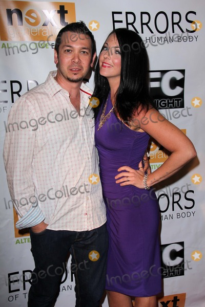 Brian Ronalds Photo - Brian Ronalds Stephanie Ronaldsat the Errors Of The Human Body Special Screening Arena Cinema Hollywood CA 04-19-13