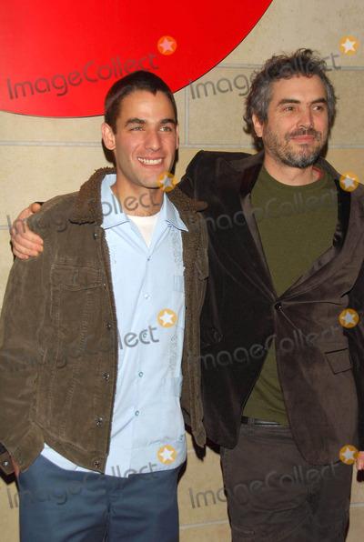 Alfonso Cuaron Photo - Fernando Eimbcke and Alfonso Cuaronat the premiere of Duck Season CalArts REDCAT Theater Los Angeles CA 02-25-06
