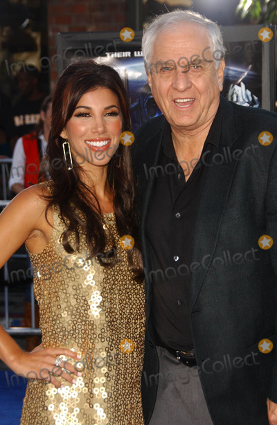 Adrianna Costa Photo - Adrianna Costa and Garry Marshallat the Los Angeles Premiere of Transformers Manns Village Theater Los Angeles CA 06-27-07