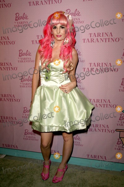 Audrey Kitching Photo - Audrey Kitching at the Pink Plastic Party of the Year celebrating the launch of the Tarina Tarantino Barbie Doll Tarina Tarantino Los Angeles CA 07-17-08
