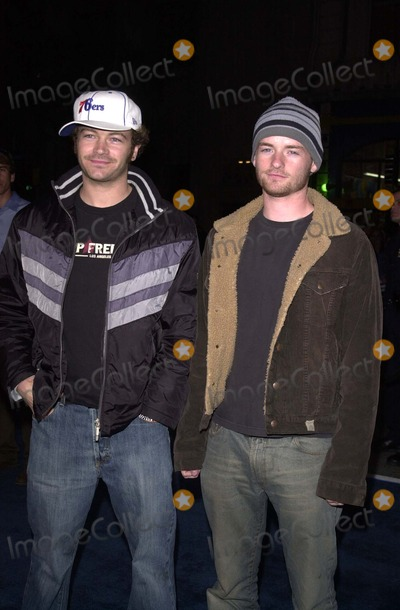 Danny Masterson Photo - Danny Masterson and Chris Masterson at the premiere of 20th Century Fox X2 X-Men United at the Chinese Theater Hollywood CA 04-28-03