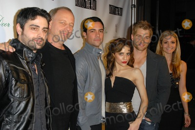Brittany Murphy Photo - Brittany Murphy and castat the Across the Hall Premiere Laemmles Music Hall Beverly Hills CA 12-01-09