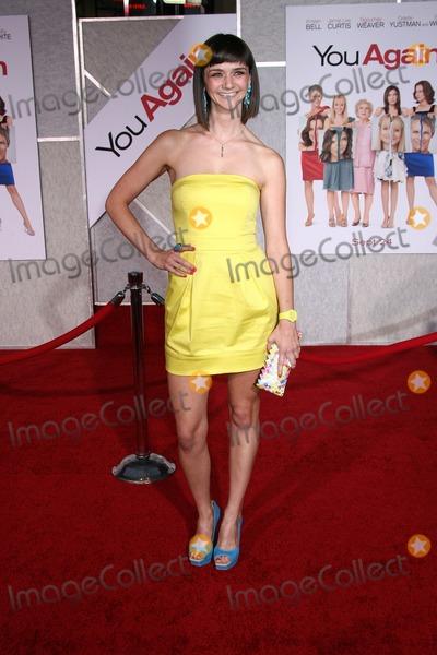 Alexandra Ella Photo - Alexandra Ella at the You Again Los Angeles Premiere El Capitan Theater Hollywood CA 09-22-10