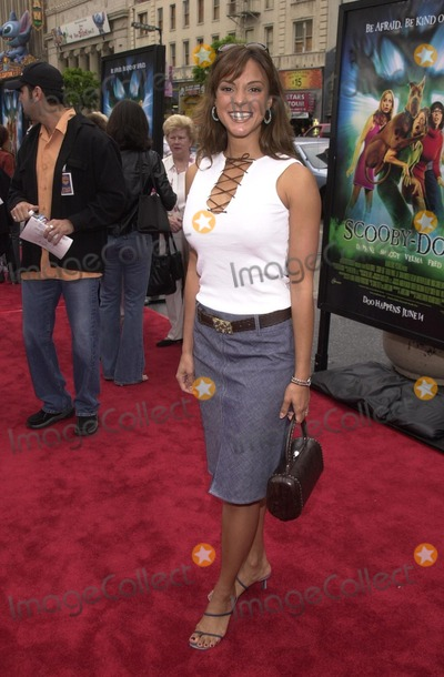 Eva LaRue Photo - Eva LaRue at the premiere of Warner Brothers Scooby Doo at the Chinese Theater Hollywood 06-08-02