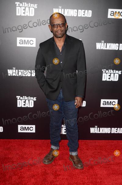 Lenny James Photo - Lennie Jamesat AMCs Special Edition of Talking Dead Hollywood Forever Cemetery Los Angeles CA 10-23-16