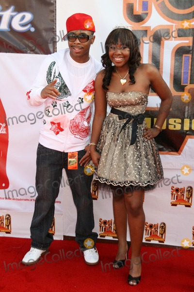 Webstar Photo - DJ Webstar and Young Barriving at the 21st Annual Soul Train Music Awards Pasadena Civic Auditorium Pasadena CA 03-10-07