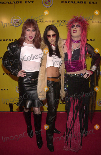 Alexis Arquette Photo - Alexis Arquette Wendy Candy Ass at the launch party for the new Escalade EXT Standard Hotel Los Angeles 01-03-01