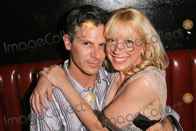 Courtney Peldon Photo - Brad Sandler and Courtney Peldon at Jennifer Blancs Birthday Party Amagi Night Club Hollywood CA 04-21-09