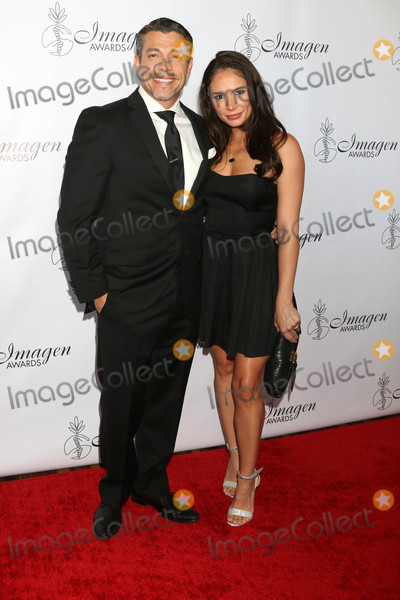 Al Coronel Photo - Al Coronel Christiana Leucasat the 33rd Annual Imagen Awards JW Marriott Hotel Los Angeles CA 08-25-18